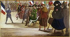 """Gaspard Maillol (1880-1945). """"Jour d'Armistice. Paris, le 11 novembre 1918"""". © Roger-Viollet"""