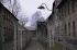 Baraques dans le camp de concentration d'Auschwitz. Pologne, 2000. © Ullstein Bild/Roger-Viollet