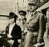 Guerre 1939-1945. Le général de Gaulle (1890-1970) et son épouse Yvonne (1900-1979). Londres (Angleterre), juin 1940. © TopFoto/Roger-Viollet