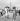 Elegant women, place de la Concorde. Day of Races. Paris (VIIIth arrondissement), on June 27, 1956. © Roger-Viollet