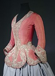 Casaquin. Anonyme, vers 1730-1740. Galliera, musée de la Mode de la Ville de Paris. © P. Ladet, C. Pignol / Galliera / Roger-Viollet