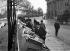 Secondhand booksellers, quai de Conti. Paris (VIth arrondissement), circa 1900.  © Neurdein / Roger-Viollet