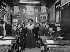 Salle de classe. France, vers 1900. © Albert Harlingue/Roger-Viollet