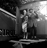 Fanni circus. Parade. Paris, April 1953. © Studio Lipnitzki/Roger-Viollet
