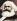 """""""Portrait de Karl Marx (1818-1883), théoricien, sociologue et révolutionnaire allemand"""". Gravure coloriée. Milan (Italie), collection d'estampes d'Achille Bertarelli. © Iberfoto / Roger-Viollet"""