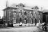 Polish emigration in France. Family housing in Haillicourt (France), 1926. © Roger-Viollet