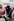 Margaret Thatcher (1925-2013), femme politique anglaise, chef du parti conservateur conduisant un tracteur lors d'une visite dans la ferme de sa soeur. Ramsey (Angleterre), Foulton Hall, 21 janvier 1978. © PA Archive / Roger-Viollet