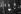 Le président De Gaulle accueilli par les ministres André Malraux et Edmond Michelet à son retour de Roumanie. Orly , mai 1968. © Roger-Viollet