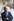 Jean d'Ormesson (1925-2017), romancier et journaliste français. Jardins du Palais-Royal. Paris, 12 septembre 1997. © Jean-Paul Guilloteau/Roger-Viollet