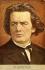 Anton Rubinstein (1829-1894), compositeur et pianiste russe.  © Roger-Viollet
