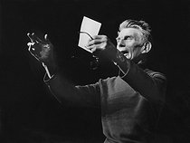 December 22, 1989 (30 years ago) : Death of Samuel Beckett (1906-1989), Irish novelist and poet