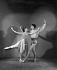 Margot Fonteyn (1919-1991), danseuse britannique. Londres (Angleterre), Sadler's Wells Theatre. © TopFoto / Roger-Viollet