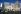 Immeubles récents depuis la rue du Poteau. Paris (XVIIIème arr.), avril 1972. Photographie de Léon Claude Vénézia (1941-2013). © Léon Claude Vénézia/Roger-Viollet