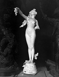 """Maurice Bouval (1863-1916). """"Le Raisin"""" (modèle en plâtre). © Léopold Mercier/Roger-Viollet"""