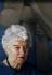 Peggy Guggenheim (1898-1979), collectionneuse américaine, 1977. © Alinari/Roger-Viollet