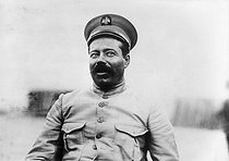 Pancho Villa (1878-1923), Mexican revolutionary, 1916. © Maurice-Louis Branger/Roger-Viollet