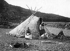 Tente inuite. Groenland.  © Haeckel Collection/Ullstein Bild/Roger-Viollet