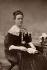 Millicent Fawcett (1847-1929), suffragette britannique. Photoglyptie d'après une photographie du studio W. & D. Downey. © TopFoto / Roger-Viollet