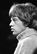 July 26, 1943 (75 years ago) : Birth of Mick Jagger, British singer and musician © TopFoto / Roger-Viollet