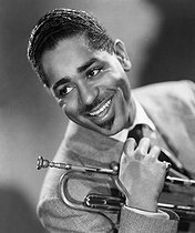 21/10/1917 (100 years ago) Birth of Dizzy Gillespie (1917-1993), American jazz trumpeter, singer and conductor © Ullstein Bild / Roger-Viollet