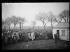 "Spanish Civil War (1936-1939). ""La Retirada"". Arrival of Spanish Republican militiamen at Le Boulou camp (France), February 1939. Photograph from the Excelsior newspaper.$$$$$$ © Excelsior - L'Equipe / Roger-Viollet"