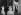 Guerre 1939-1945. Adolf Hitler (1889-1945), homme d'Etat allemand, et Francisco Franco (1892-1975), général et homme d'Etat espagnol, se faisant leurs adieux suite à leur rencontre. Gare d'Hendaye (Pyrénées-Atlantiques), 23 octobre 1940.  © Heinrich Hoffmann / Ullstein Bild / Roger-Viollet