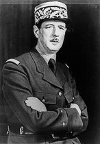 Charles de Gaulle (1890-1970), French statesman and general. © Roger-Viollet