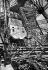 1900 World Fair in Paris. The Roux-Combaluzier et Lepape elevator in the Eiffel Tower. © Neurdein / Roger-Viollet
