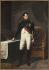 Robert Lefèvre (1755-1830). Portrait de Napoléon Ier (1769-1821), en uniforme de colonel des chasseurs de la Garde. Huile sur toile, 1809. Paris, musée Carnavalet. © Stéphane Piera/Musée Carnavalet/Roger-Viollet