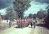 Guerre 1939-1945. Campagne de Pologne. Progression de la Wehrmacht en Pologne, soldats prisonnier sous la surveillance de soldats allemands. Pologne, septembre 1939. © Ullstein Bild/Roger-Viollet