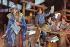 """Johannes Gensfleisch, dit Gutenberg"". Huile sur toile. Collection privée. © Iberfoto / Roger-Viollet"
