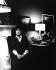 Iris Murdoch (1919-1999), écrivain britannique, 1966. Photographie de Horst Tappe (1938-2005). © Fondation Horst Tappe / KEYSTONE Suisse / Roger-Viollet