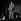 Jacques Brel (1929-1978), chanteur, auteur-compositeur belge, au théâtre Bobino. Paris, janvier 1961.  © Studio Lipnitzki / Roger-Viollet