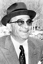 February 14, 1969 (50 years ago) : Death of Vito Genovese (1897-1969), Italian-born American gangster