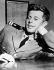 Guerre 1939-1945. John Fitzgerald Kennedy (1917-1963), en uniforme de la marine américaine. © TopFoto / Roger-Viollet