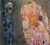 """Gustav Klimt (1862-1918). """"La Vie et la Mort"""". Huile sur toile, 1916. © Imagno/Roger-Viollet"""