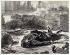 Edouard Manet (1832-1883). Civil war, 1871. Engravng, 1871. Paris, musée Carnavalet. © Musée Carnavalet/Roger-Viollet