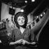Edith Piaf (1915-1963), chanteuse française. France, vers 1955. © Gaston Paris / Roger-Viollet