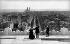 Panorama of avenue Kléber taken from the Arc de Triomphe. Paris (XVIth arrondissement), 1900. © Neurdein/Roger-Viollet