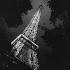 The Eiffel Tower. Paris (VIIth arrondissement), circa 1945. © Gaston Paris / Roger-Viollet