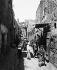 Une rue de Jérusalem (Palestine, Israël), vers 1900. © Léon et Lévy / Roger-Viollet