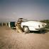 Automobile Mercedes 190SL (1954-1963). Années 1960. © Roger-Viollet