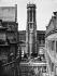 Beffroi de la mairie du Ier arr. Paris, 1862. Photographie de Charles Marville (1813-1879). Bibliothèque historique de la Ville de Paris. © Charles Marville/BHVP/Roger-Viollet