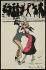 "Xavier Sager (1870-1930). ""Valse chaloupée, danse des ""Apaches"".  © Collection Roger-Viollet/Roger-Viollet"