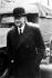 Andre Citroën (1878-1935), ingénieur et constructeur automobile français. 1920. © Ullstein Bild/Roger-Viollet