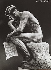 """Le Penseur"". Photomontage de Jacob Marinus Kjeldgaard. © Alinari/Roger-Viollet"