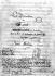 """Titre du manuscrit de """"La Damnation de Faust"""" d'Hector Berlioz (1846), d'après le """"Faust"""" de Goethe. Paris, Bibliothèque du Conservatoire national de musique. © Albert Harlingue / Roger-Viollet"""