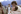 Festival de Woodstock, août 1969 © The Image Works/Roger-Viollet
