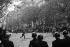 Evénements de mai-juin 1968 au Quartier Latin. Affrontements boulevard Saint-Germain. Paris, 6 mai 1968.   © Roger-Viollet