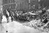 Insurrection de Pâques 1916. Scène de rue, avril 1916. © TopFoto / Roger-Viollet